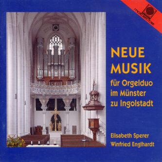 Neue Musik für Orgelduo