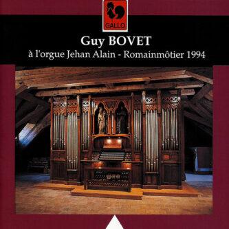 Alain Guy Bovet