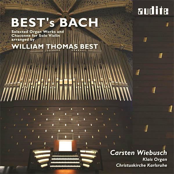 Bach Orgelwerke Best
