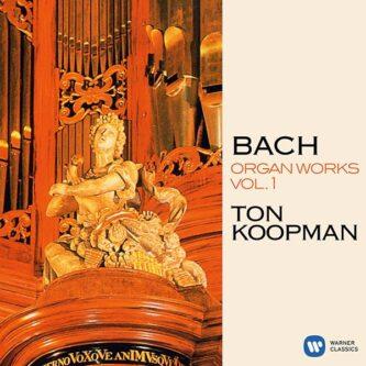 Bach Orgelwerke Koopman