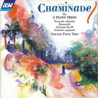 Chaminade Piano Trios