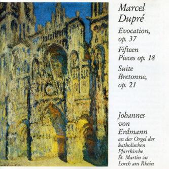 Dupré Orgelwerke