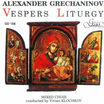 Grechaninov Vespres Liturgie