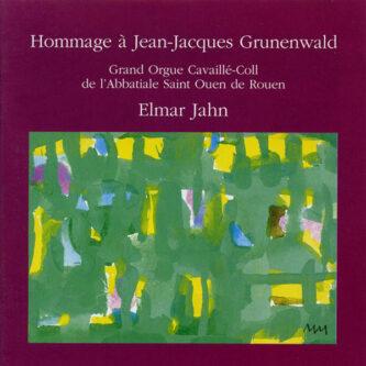 Hommage à Jean-Jacques Grunenwald