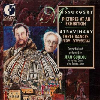 Mussorgsky Stravinsky Guillou