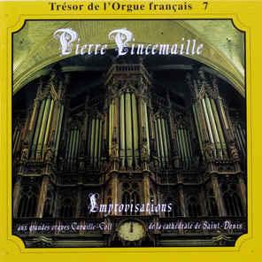 Pierre Pincemaille Improvisations