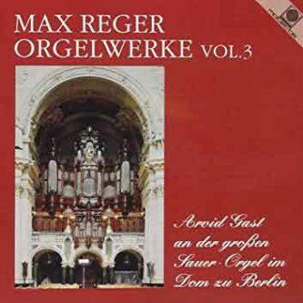 Reger Orgelwerke
