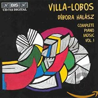 Villa-Lobos Piano Music