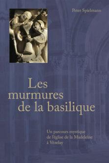 """Buchcover """"Les murmures de la basilique"""""""