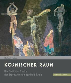 """Buchcover """"Kosmischer Raum"""""""