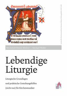"Buchcover ""Lebendige Liturgie"""