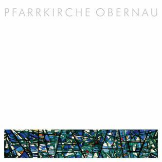 "Buchcover ""Die Pfarrkirche Sankt Peter und Paul in Obernau"""