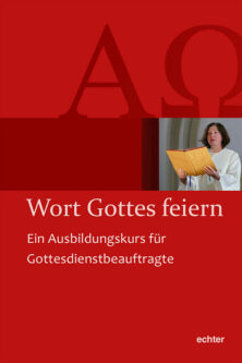 "Buchcover ""Wort Gottes feiern"""