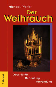 """Buchcover """"Der Weihrauch"""" (1997)"""