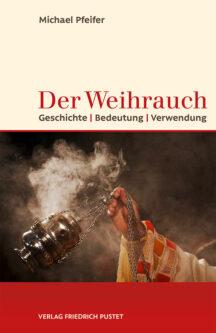 """Buchcover """"Der Weihrauch"""" (2018)"""